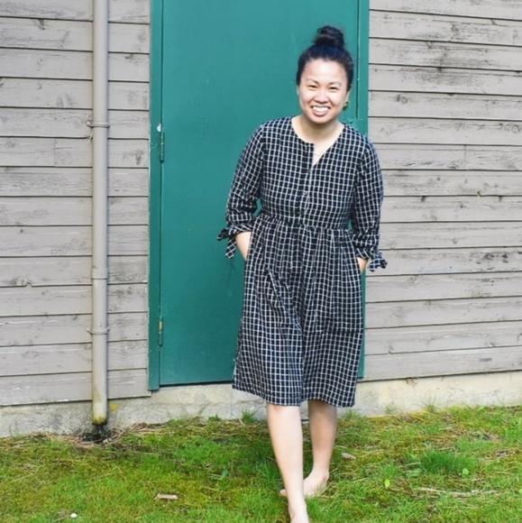 thelma dean Dresses & Skirts - Women's Flannel Dress